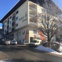 Apartment im Alpendorf