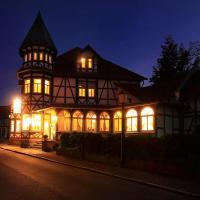 Gaststätte und Pension Felsenthal, отель в городе Табарц