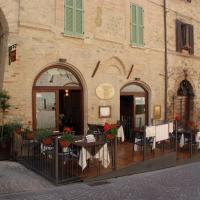 Oro Rosso Hotel Ristorante, hotell i Montefalco