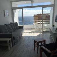 vacaciones frente al mar, hotel en Candelaria