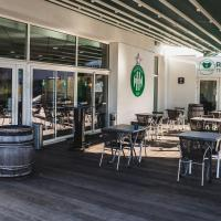 Hotel Bar Restaurant Le Chaudron Vert、サン・テティエンヌのホテル