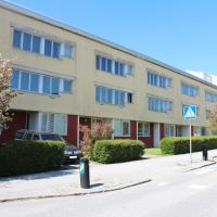 Djingis Apartment, hotell i Lund