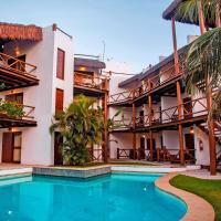 Duro Beach Hotel, hotel em Cumbuco