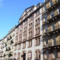 Cap Europe, hôtel à Strasbourg