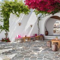 Aegeo Hotel, hotel in Chora Folegandros
