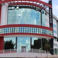 Minas Platinum Hotel & Convention, hotel in Conselheiro Lafaiete