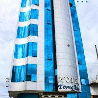 Hotel Torre Azul, hotel in Santo Domingo de los Colorados