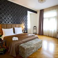 Deminka Palace, hotel en Vinohrady, Praga