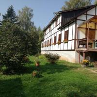 Usadba Zaprudnevo, отель в городе Zaprudnevo