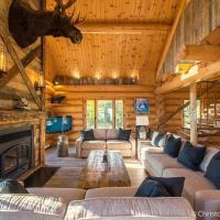 Le Black Bear- Les Chalets Spa Canada, hotel em La Malbaie