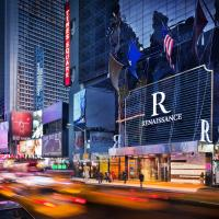Renaissance New York Times Square Hotel, hotel en Rockefeller Center, Nueva York