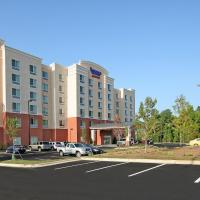 Fairfield Inn & Suites Raleigh-Durham Airport/Brier Creek, hotel near Raleigh-Durham International Airport - RDU, Durham