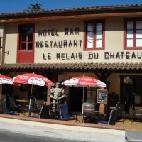 Relais du Château, hotel in Saint-Blancard