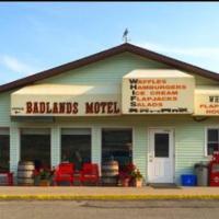 Badlands Motel, hotel em Drumheller