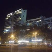 Resort frente al mar