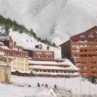 Hotel Europa, hotel en Astún