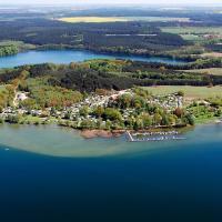 Wald- und Seeblick Camp Zislow