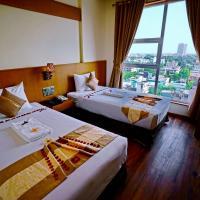 The Hotel Nova, hotel in Mandalay