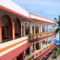 Hotel Sea View Palace - the beach hotel, hotel in Kovalam