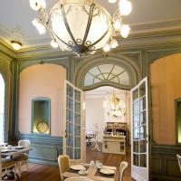 Charme Hotel Hancelot, hotel in Gent
