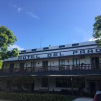 Hotel del Prado、コロニア・スイサのホテル