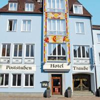 Posthotel Traube, hotel in Donauwörth