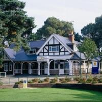 Viesnīca The Lodge At Meyrick Park Bornmutā