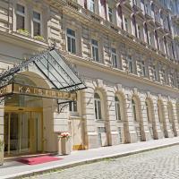 Hotel Kaiserhof Wien, hotel in 04. Wieden, Vienna