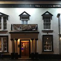 Phoenix Hotel, hotel in Chard