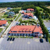 Hotel & Spa Arkadia, hotelli kohteessa Tomaszów Lubelski
