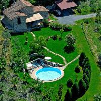 Villa esclusiva in Toscana con piscina privata