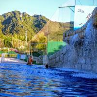 Camping Iratxe Ciudad de Vacaciones, hotel en Ayegui