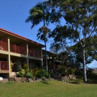 Tweed River Motel, hotel em Murwillumbah