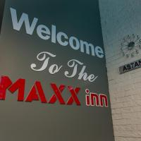 MAXX inn, hotel in Astana