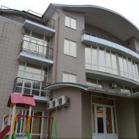 Hotel Dzhemetinskiy, отель в Анапе