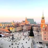 AAA STAY Premium Apartments Old Town Warsaw