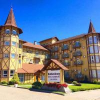 Rothenburg Hotel, hotel in Nova Petrópolis