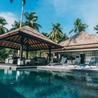Le Motu, hotel in Taling Ngam Beach