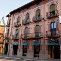 Fonda Ca La Paula, hotel in Castellfollit de la Roca