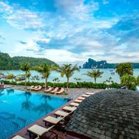 Phi Phi Harbour View Hotel โรงแรมในเกาะพีพี