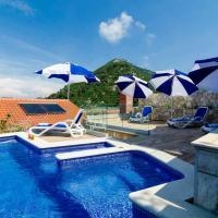 Adriatic-house & seaview pool