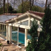 Rose Garden Studio, hôtel à Giverny