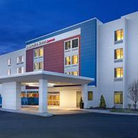 SpringHill Suites by Marriott Albuquerque North/Journal Center, hotel in Alameda