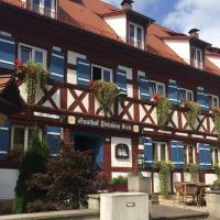 Hotel-Gasthof Bub, hotel in Zirndorf