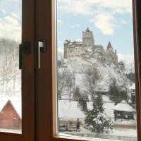 Conacul Törzburg, hotel en Bran