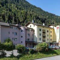 Hotel Alpina, hotel in Schiers