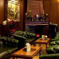 Grand Boutique Hotel Sergijo, luxury boutique hotel, hotel in Piešťany