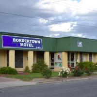 Bordertown Motel, hotel em Bordertown