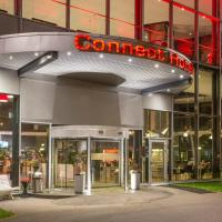 Connect Hotel Skavsta Airport, hotel in Nyköping