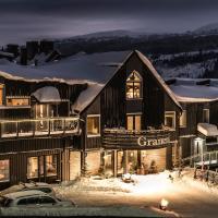 Hotell Granen, отель в Оре